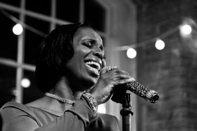 "Driven. Passionate. Soulful. Experience why Yolanda Rabun is ""So Real."""