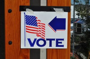 Granddaddy, Your Great-Grandson Voted Today