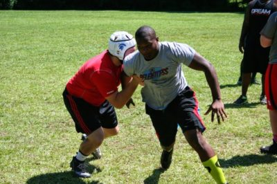 Elite Football Camp Prepares Youth For Success