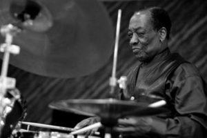 Drummer Billy Kaye | Courtesy of Elmer Lemes