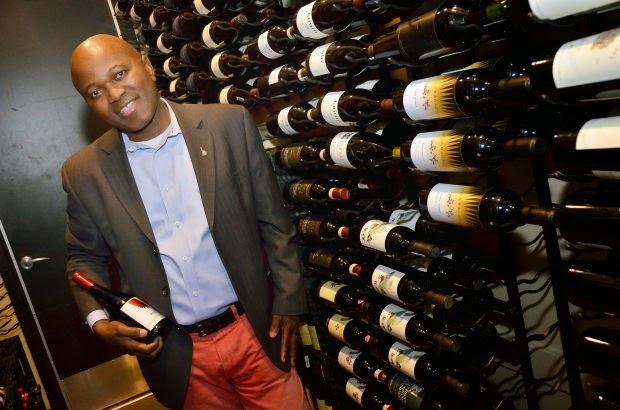 Sommelière Anani Lawson Talks Wine