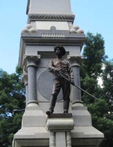 Calvaryman, Confederate Memorial (docsouth.unc.edu)
