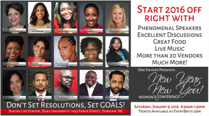 New Year New You 2016 Conference